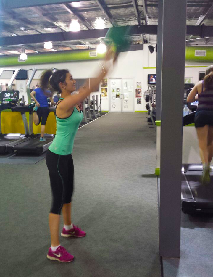 canberra fitness personal training