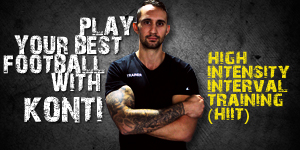 Achieve Fitness High Intensity Interval Training